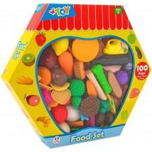 Set alimenti con accessori...